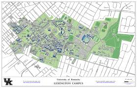 University Of Utah Campus Map by University Of Kentucky Map Afputra Com