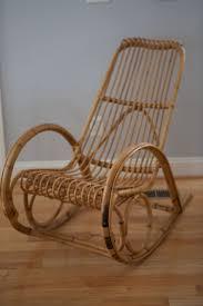 Modern Wooden Rocking Chair Top 25 Best Rattan Rocking Chair Ideas On Pinterest Wicker