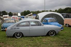 old volkswagen type 3 ikw wanroij 2014 vw beetle kever weekend meeting classiccult