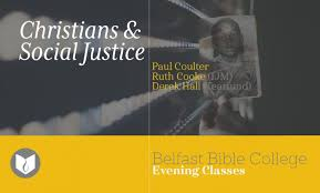 christians and social justice