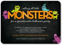 halloween invitations shutterfly