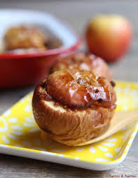 cuisine au miel pommes au four au miel cannelle et d épices