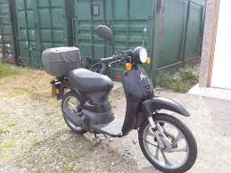 honda sky 50 sgx 50 moped scooter spares or repair cheap commuter