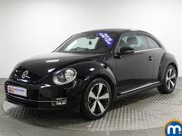 car volkswagen beetle used volkswagen beetle sport black cars for sale motors co uk