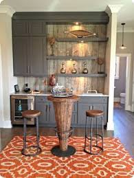 Basement Kitchen Ideas Small A Bar Under The Stairs Great For A Basement Family Room Stock