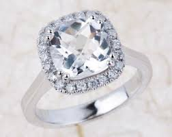 white topaz engagement ring best white topaz engagement ring photos 2017 blue maize