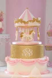 carousel cake topper kara s party ideas pink carousel birthday party kara s party ideas
