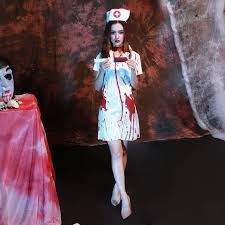 Scary Halloween Costumes Ladies Compare Prices Scary Nurse Halloween Costume Shopping