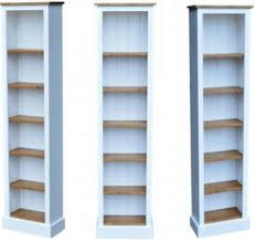White Shabby Chic Bookcase 42 Solid Diy Bookcase Solid Wood Bookshelf Shabby Chic Metalic