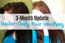 How Long To Wait Before Washing Hair After Coloring - water only troubleshooting still experiencing oily hair just