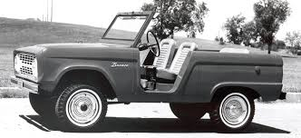 bronco ford u0027s first suv turns 50 hemmings daily