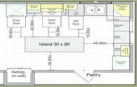 average size kitchen island kitchen island size hicro club