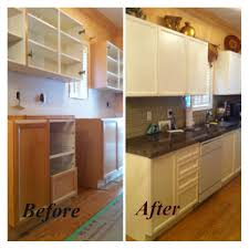 Kitchen Cabinet Refinishing Atlanta by Kitchen Cabinets Refinished In Benjamin Moore