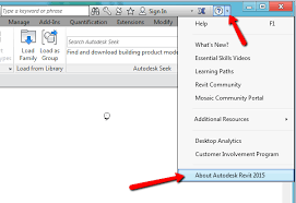 Auto Desk Seek by How To Tie The Build Number With The Revit Update Revit Products