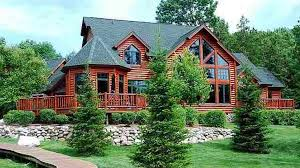 log home design plan and kits for creedmoor