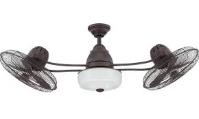 ceiling fan shop harbor breeze hive series 18 in aged bronze