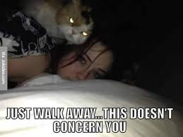 Walk Away Meme - 27 most funniest scary meme photos and images of all the time