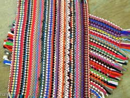 How To Make Braided Rug Homework A Creative Blog Sew And Tell Rag Rug Pillow