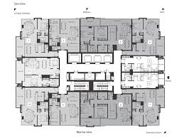 Palm Jumeirah Floor Plans by Botanica Tower Dubai Marina Floor Plans Dubai Apartments Fine