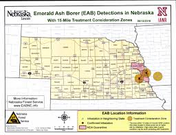 Nebraska On A Map Nebraska Department Of Agriculture