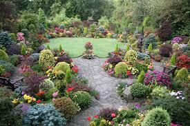 garden backyard design beautiful english garden beautiful flower