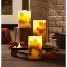 orange flameless candles you ll wayfair