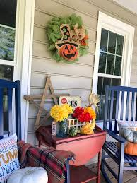 halloween decor farmhouse style jersey in the south