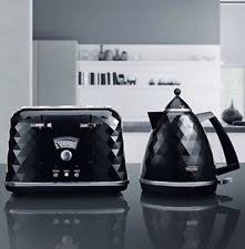 Grey Kettle And Toaster Kettle And Toaster Set Ebay