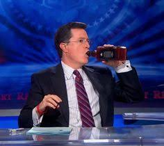 here are a few cold facts about the colbert report before