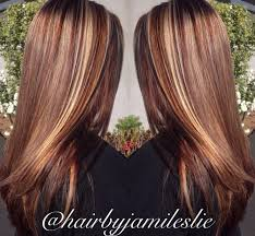 medium lentgh hair with highlights and low lights awesome hairstyles with highlights and lowlights images styles