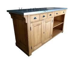 meuble cuisine zinc meuble cuisine bois et zinc meuble cuisine bois et zinc grand