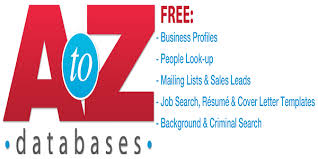 Job Seekers Resume Database by Business Residential And Job Search Databases Wichita Falls