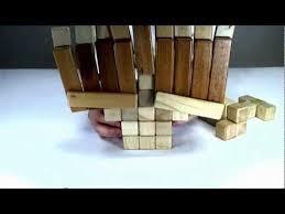 wooden menorah a hanukkah menorah out of wooden construction toys from