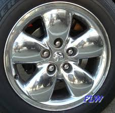 2002 dodge ram rims 2002 dodge ram truck oem factory wheels and rims