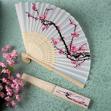 wedding favors fans paper fan wedding favors ebay
