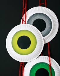 eyeball decorations halloween dangling eyeballs u0026 12 free halloween printables paging supermom