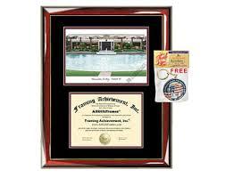 ucf diploma frame ucf graduation gift etsy
