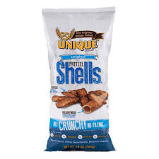 unique pretzel shells where to buy unique pretzels shells 10 oz bags pack of 4