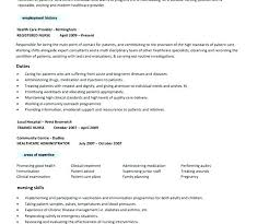 resume format for nursing resume template micxikine me