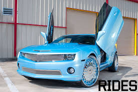 light blue camaro baby blue chevy camaro rides magazine