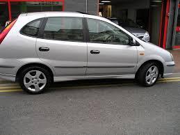 nissan almera alloy wheels nissan almera 1 8 tino se 5dr manual for sale in ellesmere port