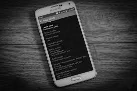 android version 4 4 4 at t galaxy s5 ucu2aoa1 update brings nearly 500mb of android 4 4