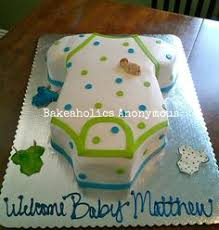 baby shower sheet cakes boy half sheet cake i decided to try