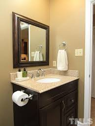 Bathroom Cabinets Raleigh Nc by Powder Room In Raleigh Nc Zillow Digs Zillow