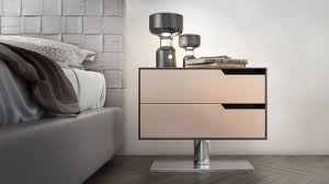 bedroom luxury ultra modern nightstands amusing ultra modern