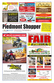 piedmont shopper sept 12 2013 by piedmont shopper issuu