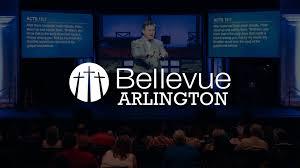 Bellevue Baptist Church Singing Christmas Tree by Bellevue Baptist Church Arlington