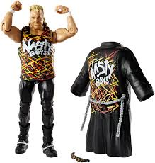 dolph ziggler halloween costume amazon com wwe elite figure nasty boys brian knobbs toys u0026 games