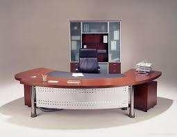 Walnut Home Office Desk Executive Glass Office Desk Contemporary Executive Desks Home