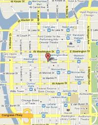 Chicago Hotels Map by Chicago Office Mapfinal2 Jpg